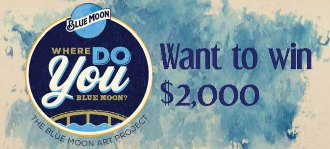 Click for the Blue Moon Art Project